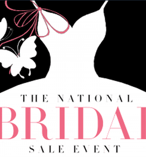 The National Bridal Sale Event